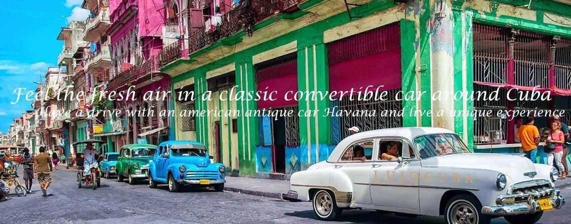Exclusive Luxury Cars in Cuba - LujoCuba